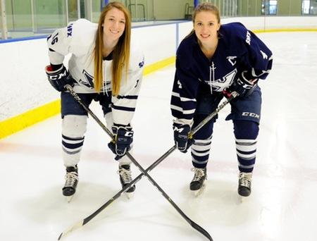 X-Women hockey gear going to HHOF