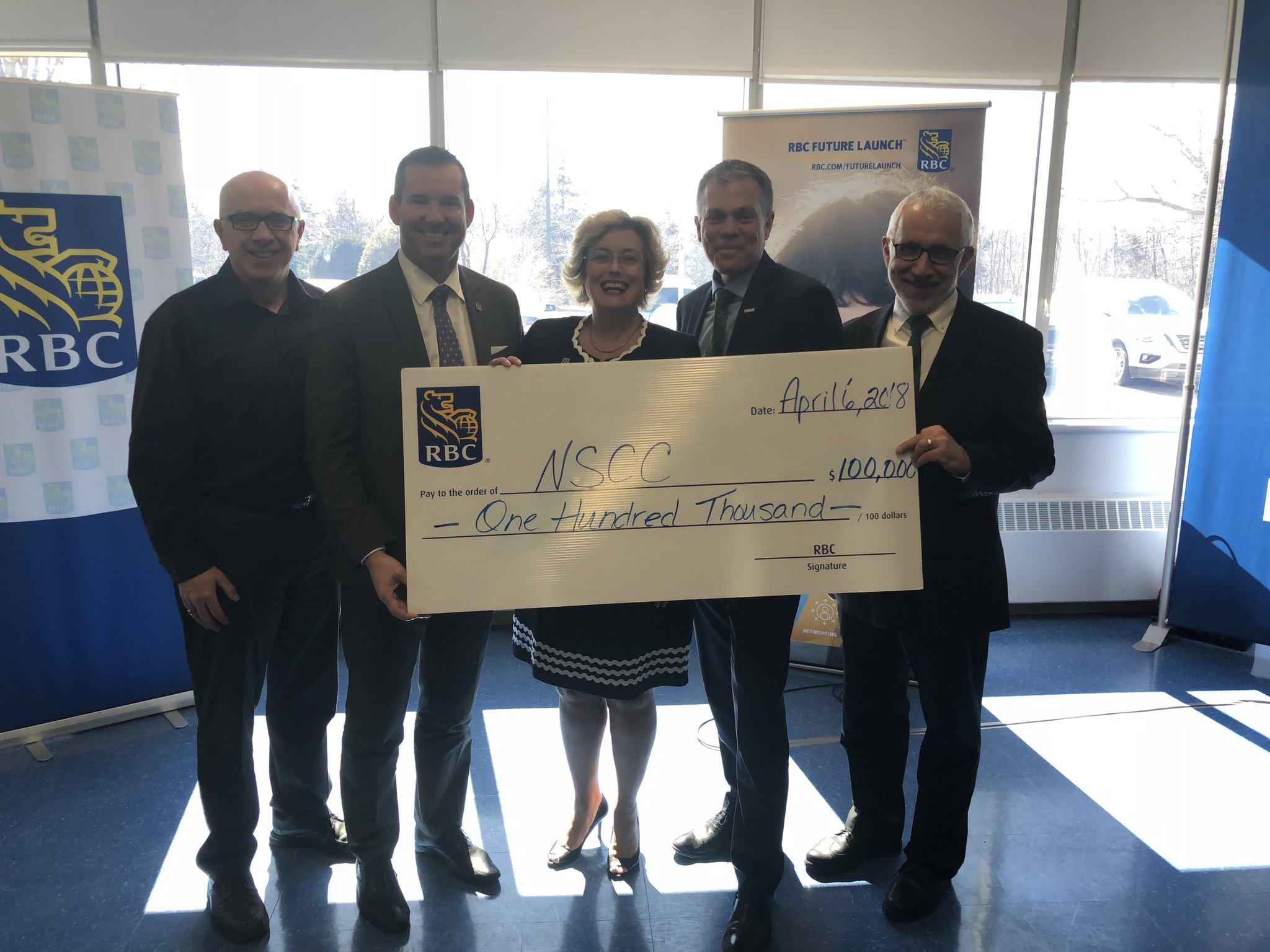 NSCC Strait Area Campus receives $100-thousand