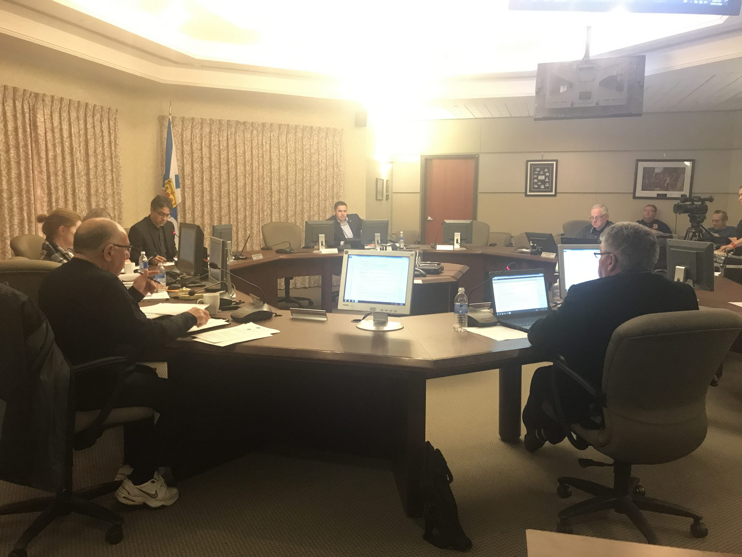 Warden says they hope to hold last budget deliberation meeting Tuesday