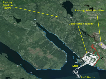 LNG proponents say they hope to decide on construction soon