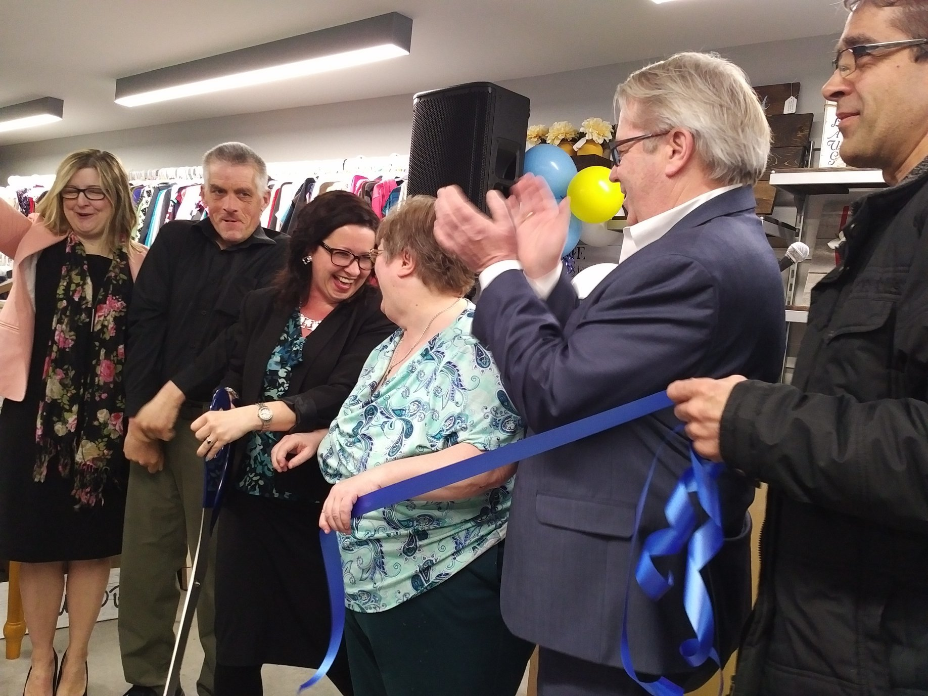 ROC officials hold grand opening
