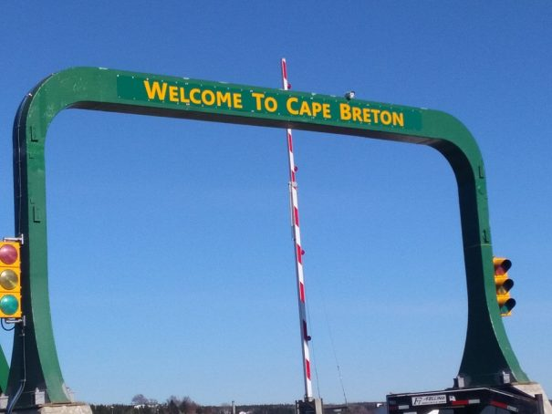 Mayor optimistic about possible Mi'kmaq welcome addition to Canso Causeway sign