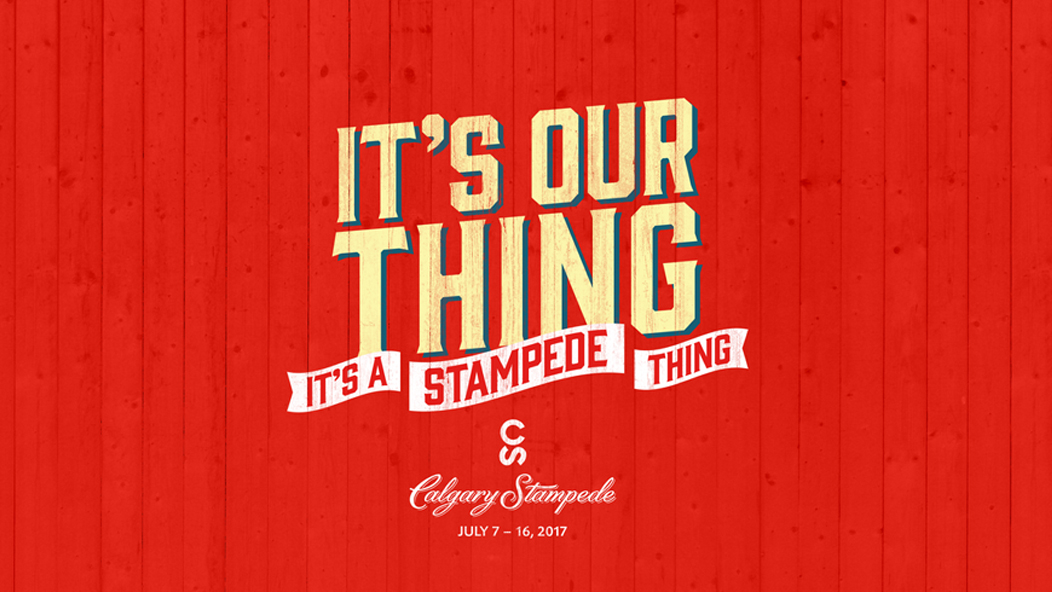 SUNDAY, JULY 16TH - 10th & Last Day of Stampede