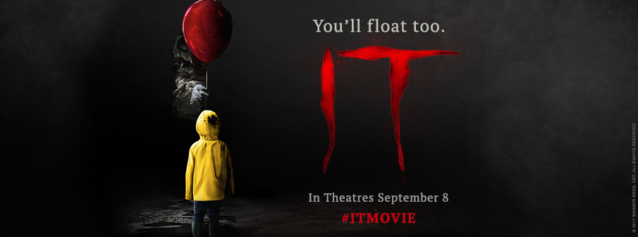 Win Your Way To The Advance Screening Of IT
