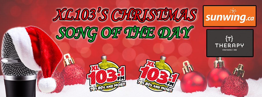 XL 103 Christmas Song Of The Day