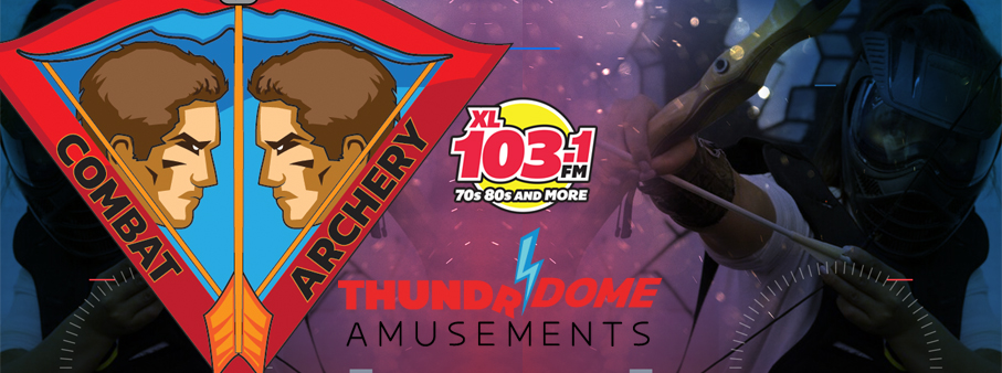 Win An Office Party at Thundrdome Amusements