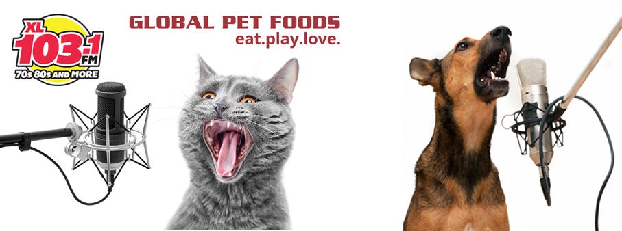 Win $100 to Global Pet Foods