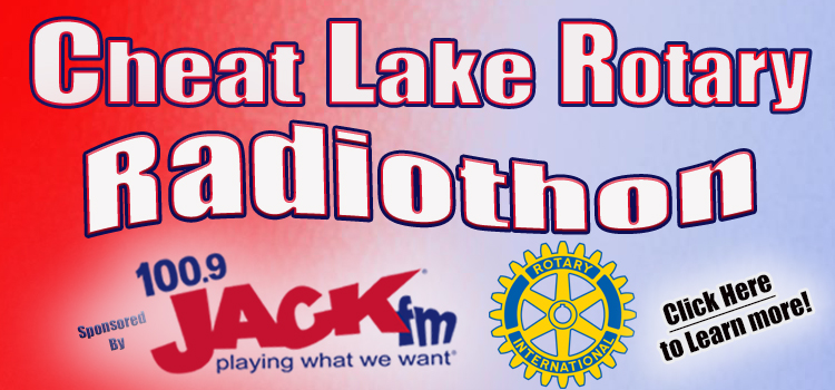 Feature: http://www.jackfm101.com/cheat-lake-radiothon/