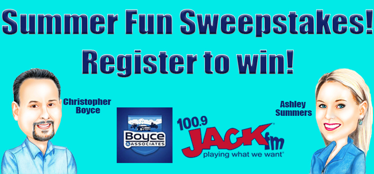 Jack FM's Summer Family Fun with Boyce and Associates Week 2 | WZST