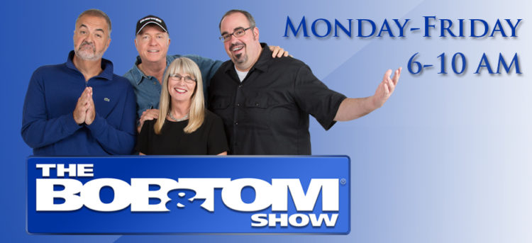 The Bob And Tom Show 94 Rock
