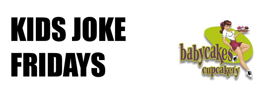 Kids Joke Friday