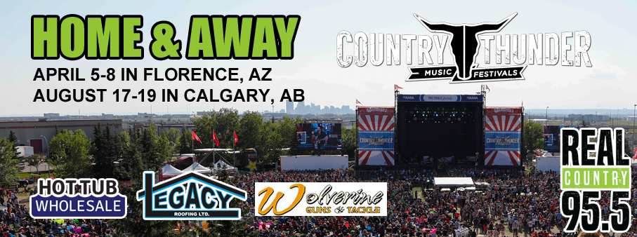 Home & Away to Country Thunder