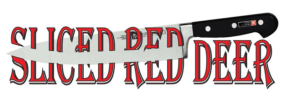 Sliced Red Deer