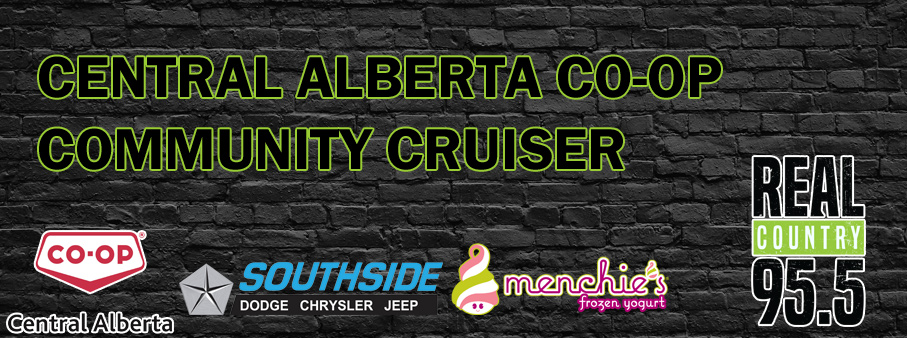 Feature: http://www.realcountryreddeer.ca/community-cruiser/