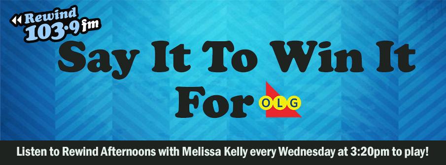 Say It To Win For OLG