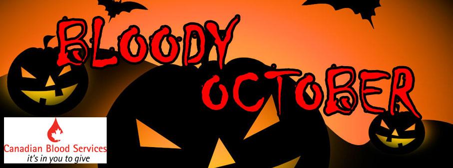 Bloody October