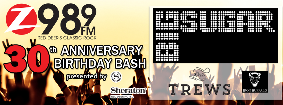 30th Anniversary Birthday Bash