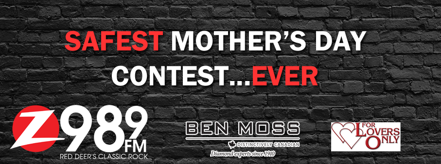 Safest Mother's Day Contest Ever