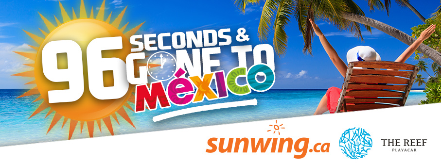 96 Seconds And GONE TO MEXICO!!