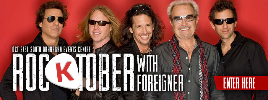 ROCKtober with Foreigner