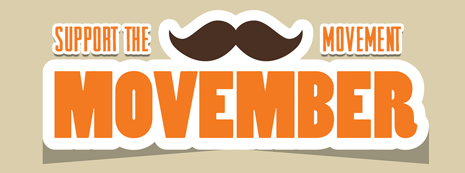 Movember | Join The Movement