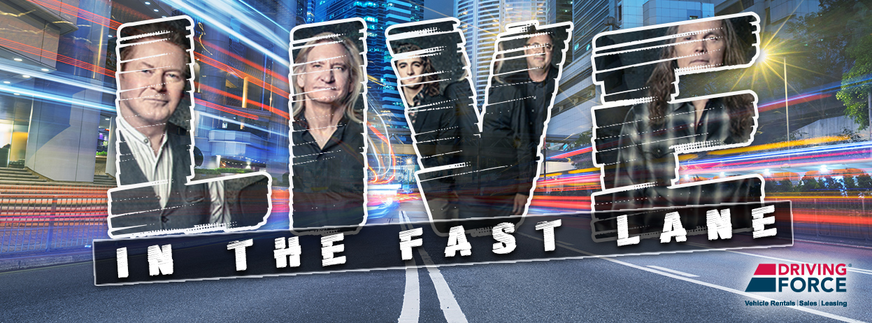 Eagles Live In The Fast lane