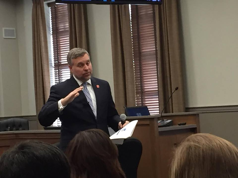 State to look at new criminal justice reform