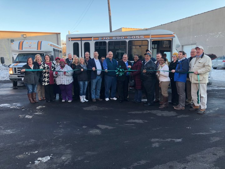 Hopkinsville Transit celebrates new center, future growth
