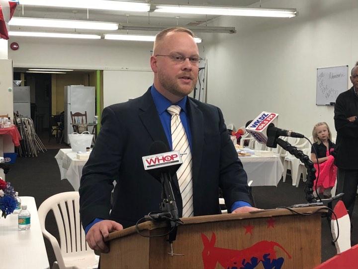 Trent Haddock files to run for Circuit Court Clerk