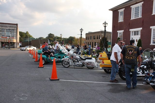 Elkton Bike Night ramps back up Thursday