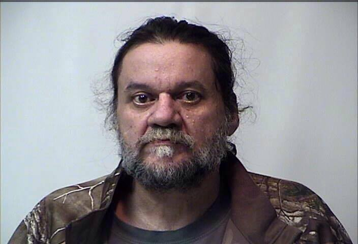 Man wanted on warrant arrested for meth possession