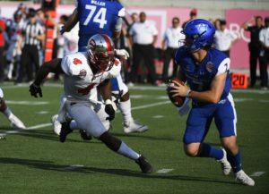 WKU's Iyiegbunwie to enter NFL Draft
