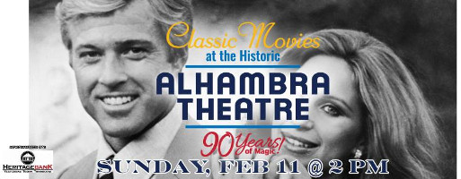 February Classic Movie at the Alhambra