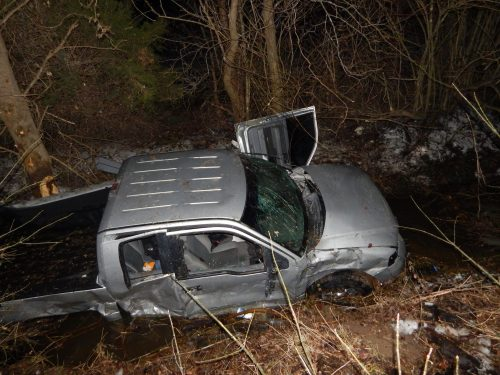 Alcohol suspected as factor in Calloway County wreck