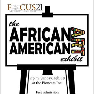 African American Art Exhibit