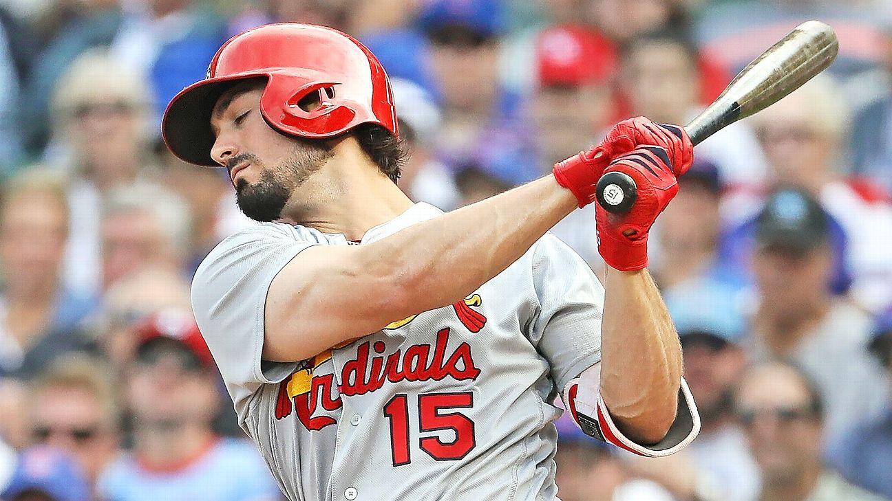 Cardinals sign outfielder Grichuk