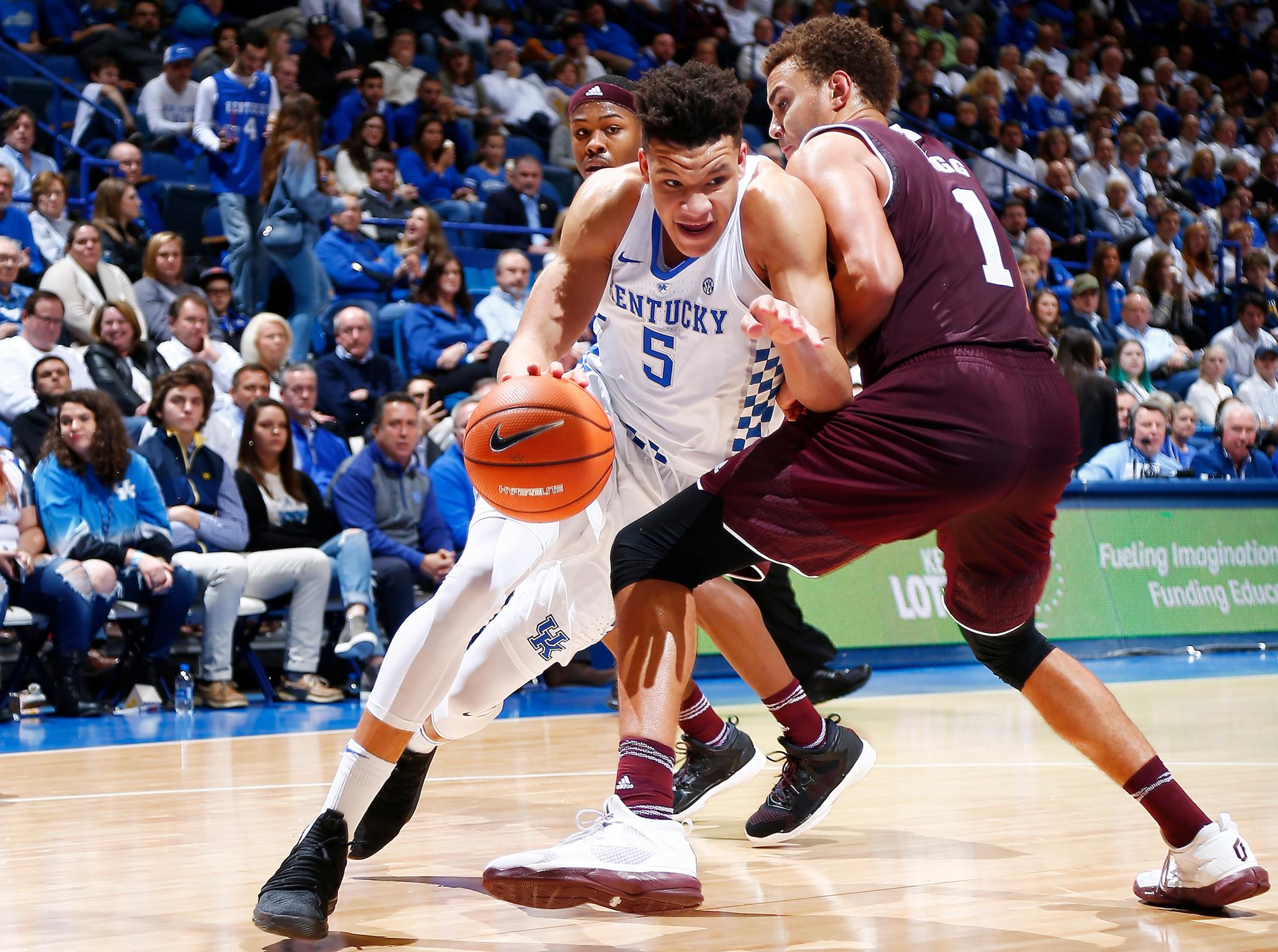 UK's Knox named to Olson Award midseason watch list