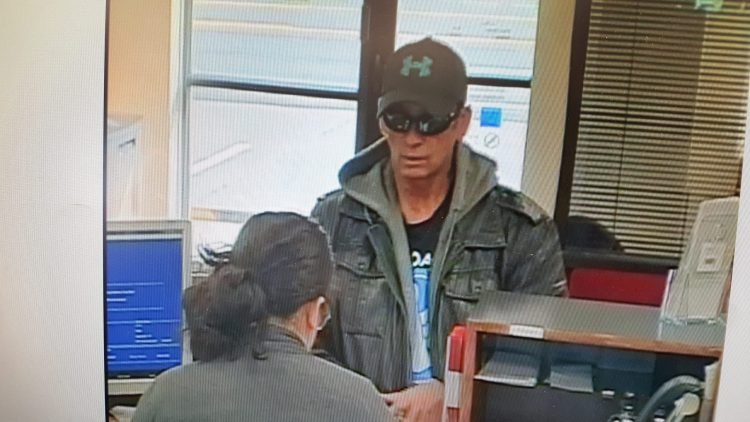 Clarksville Bank of America robbed