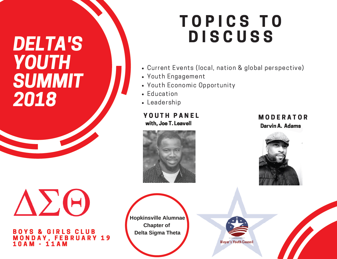 Agencies hosting President's Day youth forum