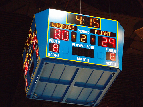 Friday night's HS Basketball Scores