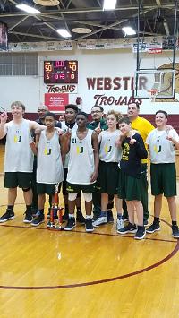 UHA freshman win 2nd region basketball tourney