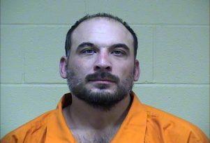 Man arrested on meth warrant