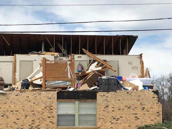 Ways to help those displaced by tornado