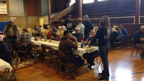 United Southern Bank hosts Ag. appreciation lunch