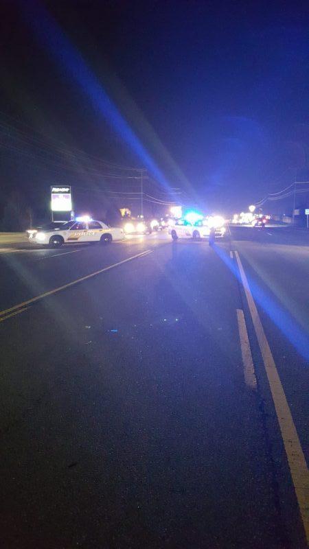 UPDATED: Pedestrian killed in Clarksville collision
