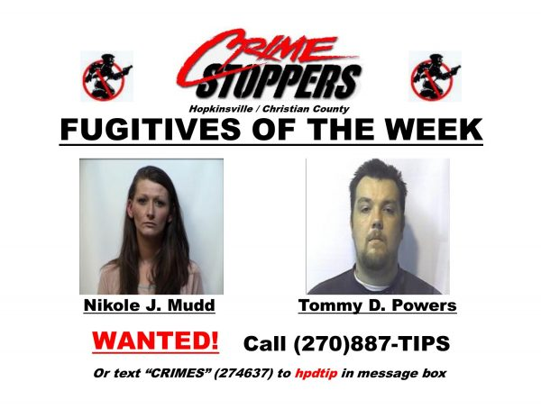 Crime Stoppers Fugitives of the Week  03/07