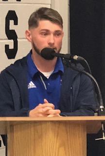 Christian County chooses Gibson as new boys soccer coach