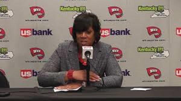WKU women's hoops coach Clark-Heard rumored to be heading to Ole Miss