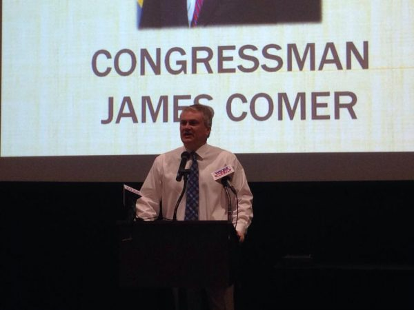 Farmers and others recognized at annual Ag. breakfast