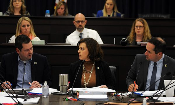 State budget in hands of conference committee